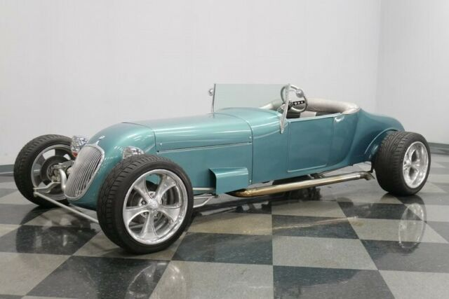 1926 Aquamarine Buick Other Roadster with Black interior