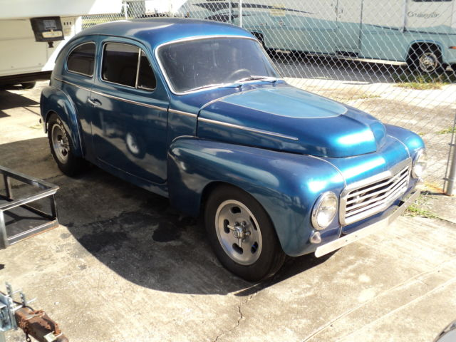 1961 Volvo Other STREET ROD BUILT FOR FUN! STREET LEGAL!