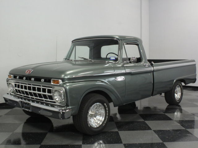 1965 Ford F-100 Custom Cab