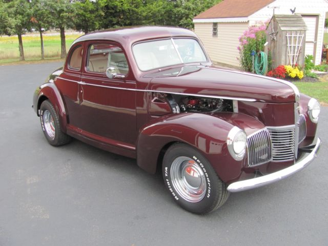1940 Studebaker 5 window coupe