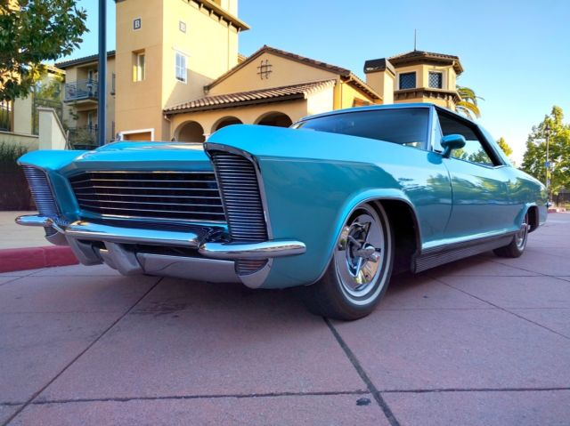 1965 Buick Riviera 2 door coupe