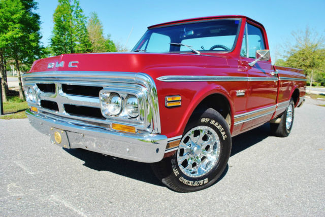 1970 GMC Other 1500 Custom Sport Truck Beautiful Restoration