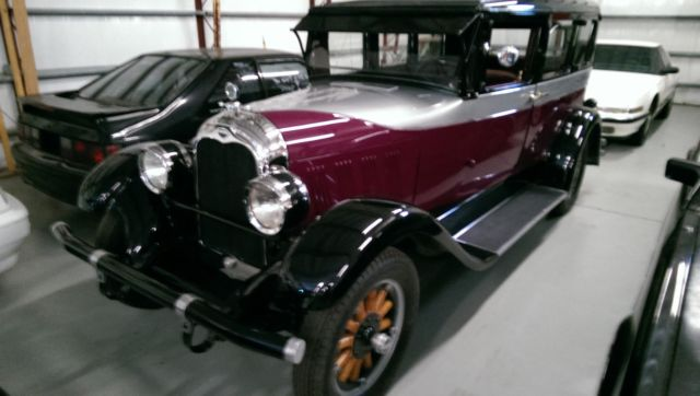 1927 Other Makes LIMO/SEDAN