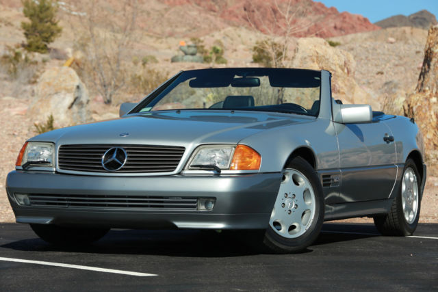 1994 Mercedes-Benz SL-Class SL600 V12 ROADSTER IMMACULATE CONDITION LOW MILES