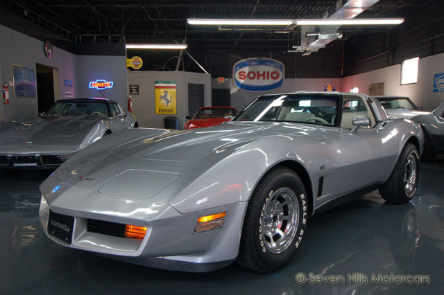 1980 Chevrolet Corvette L82 #'s Match