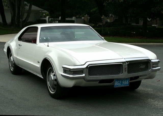 1968 Oldsmobile Toronado COUPE - ORIGINAL PAINT - 67K MI