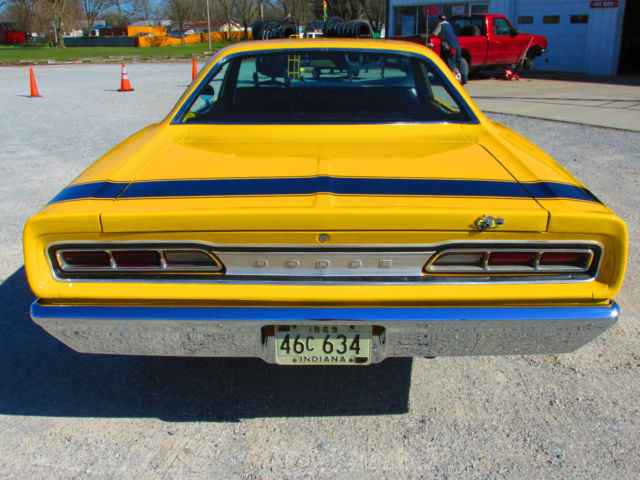 STUNNING MOPAR 3 BROADCAST SHEETS 383 V8 727 A/T A/C 1969 SUPER BEE TRIBUTE CAR for sale: photos ...