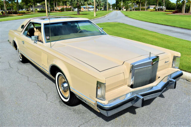 1979 Lincoln Mark Cartier, 52k Miles, Fully Loaded