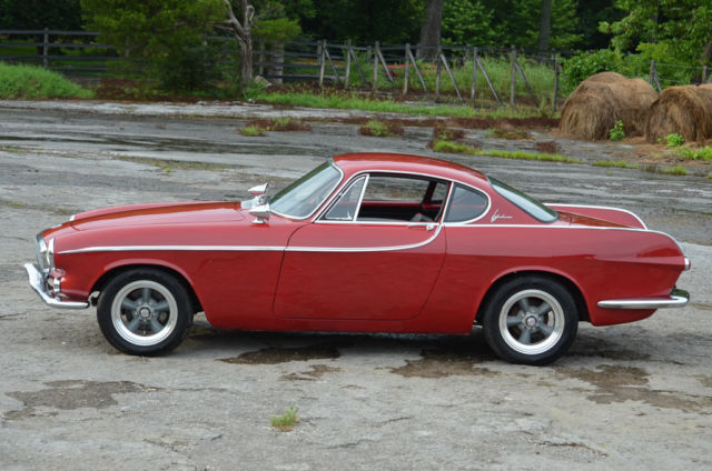 STUNNING VOLVO P1800 COUPE RUST FREE from SOUTHERN ...