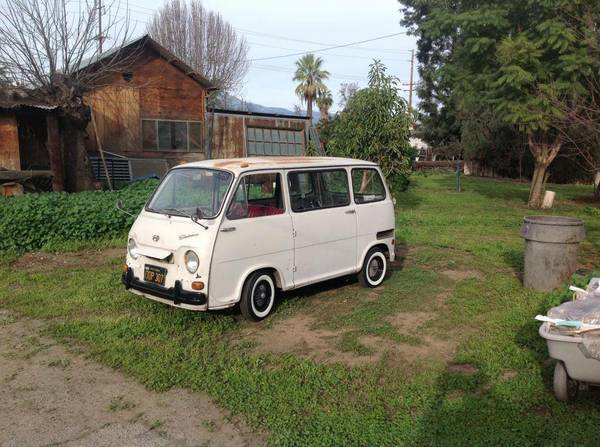 subaru 360 sambar van micro van for sale photos technical specifications description. Black Bedroom Furniture Sets. Home Design Ideas