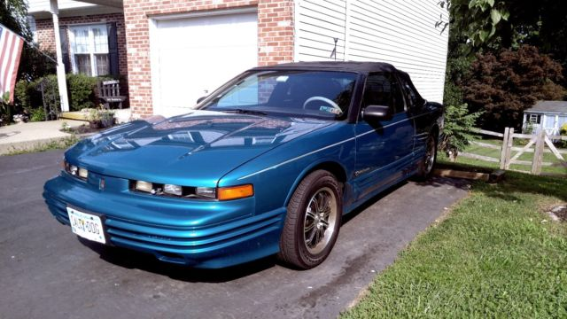 1993 Oldsmobile Cutlass Cutlass Supreme
