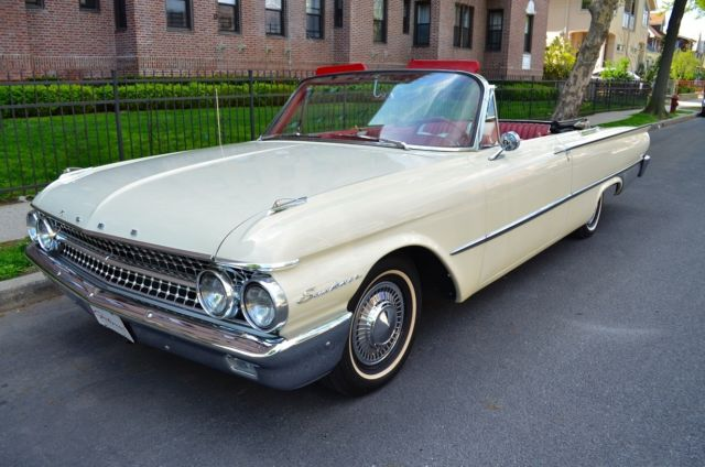 1961 Ford Galaxie Sunliner * Convertible * Cruiser * NO RESERVE