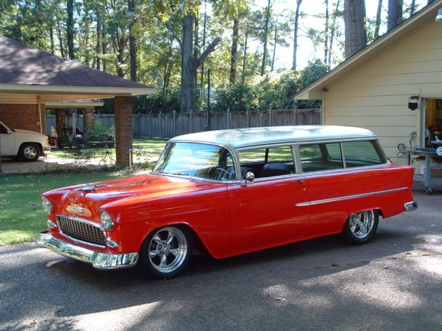 1955 Chevrolet Bel Air/150/210 Handyman