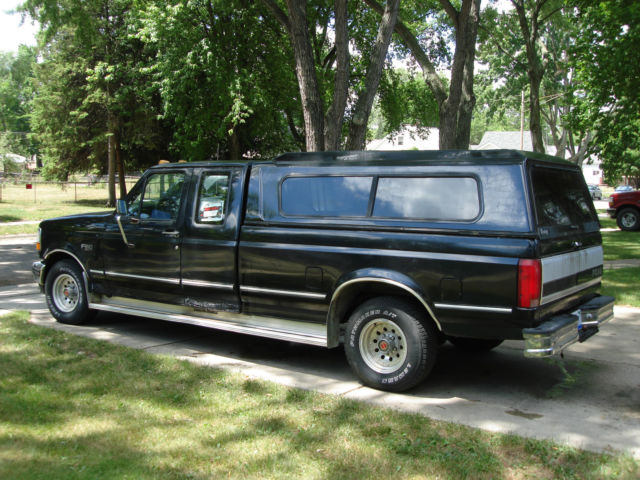 1994 Ford F-150 XLT f150 extened cab