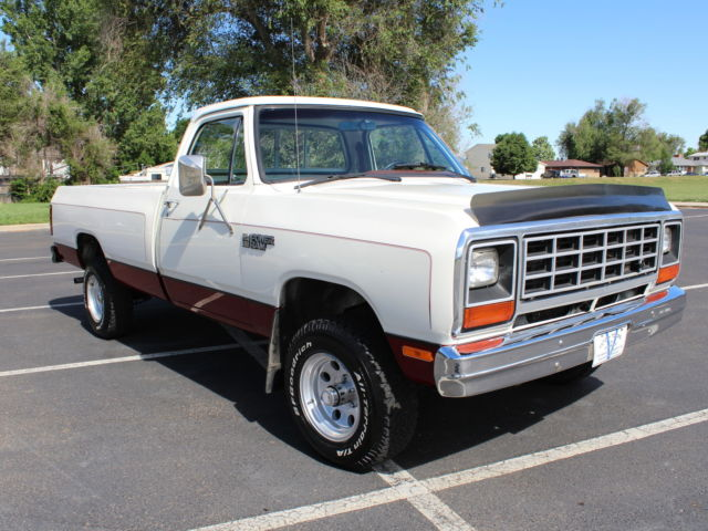 1984 Dodge Other W-150 Sweptl