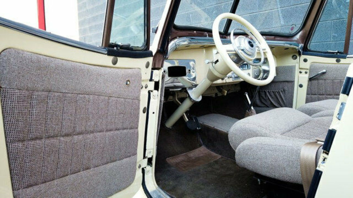 1950 Other Willys Willys with Other interior