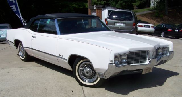 1969 Oldsmobile Eighty-Eight DELTA 88 EIGHTY EIGHT 7.4L COMP 2 98 REGENCY OLDS