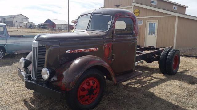 Super Rare 1938 Gmc T23 Truck Original Patina Not Ford Diamond T