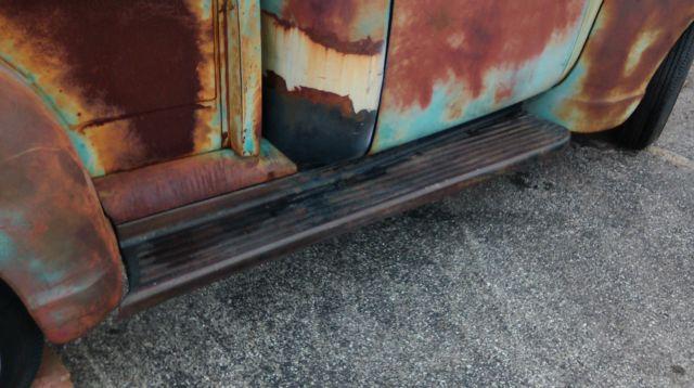 1954 Chevy Truck Horn Diagram