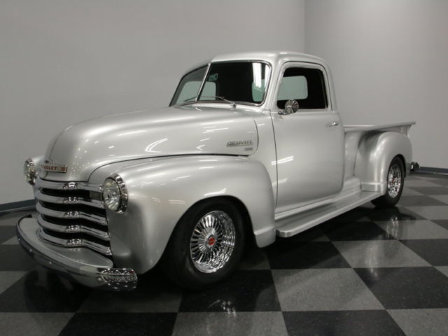 1948 Chevrolet 3100 Three Window