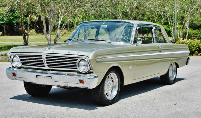 1965 Ford Falcon Sold at no reserve