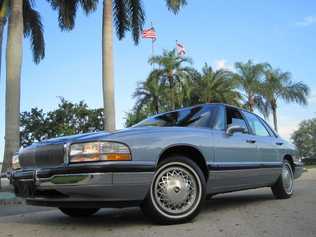 1994 Buick Park Avenue limited