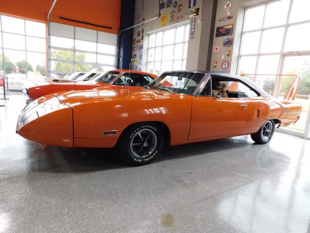 1970 Plymouth 440 SIX PACK V CODE SUPERBIRD