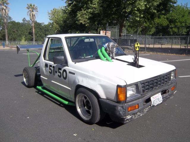 SUPERCHARGED 1992 Mitsubishi Mighty Max  Drift/track truck  Daily