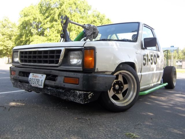 SUPERCHARGED 1992 Mitsubishi Mighty Max  Drift/track truck
