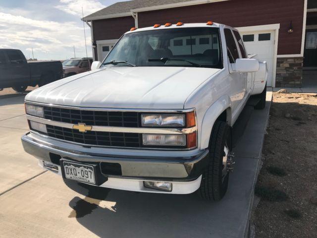 1993 chevy 3500 dually 454 mpg