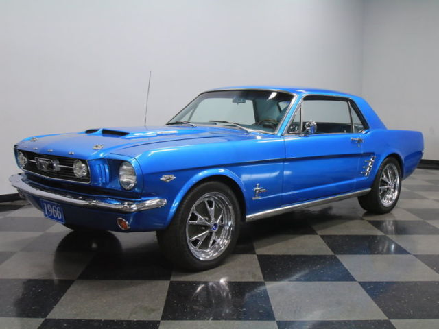 1966 Ford Mustang Supercharged
