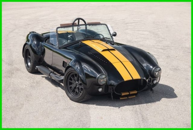 1965 Shelby Cobra (Backdraft Racing) Supercharged 5.0 Coyote