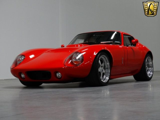 Supercharged Factory Five Shelby Daytona Coupe Pro Touring