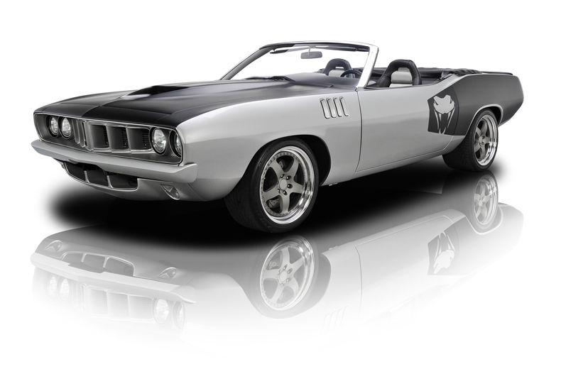 1971 Plymouth Barracuda Vipercuda