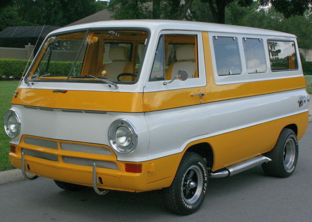 1969 Dodge Other A-100 SPORTSMAN VAN - 300 MILES