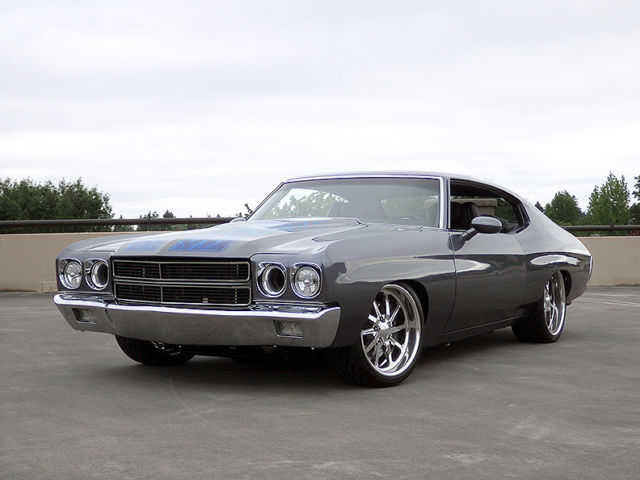 1970 Chevrolet Chevelle Pro-Touring