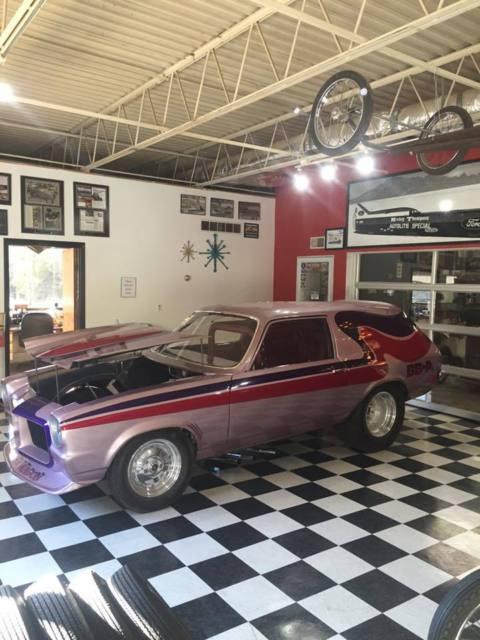 SURVIVOR*** 1971 Chevy VEGA ISCA funny car for sale: photos