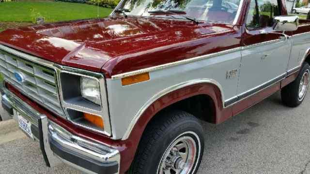 Survivor  Ford F Xlt Lariat X Pickup Extensive Documentation  Owner