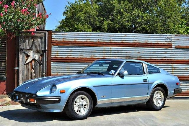 1980 Datsun Z-Series GL Coupe