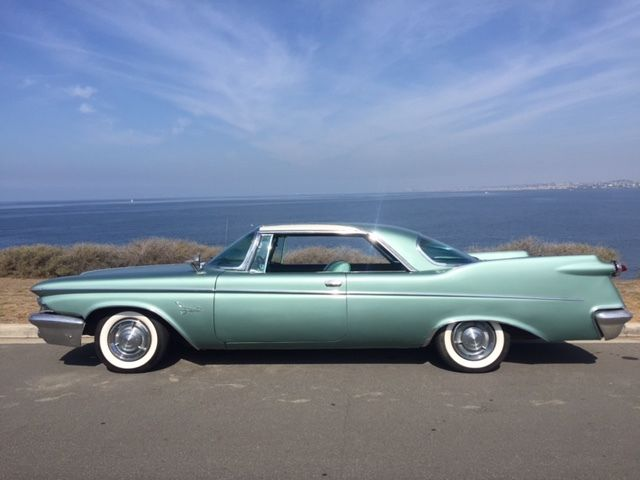 Mile Of Cars >> Survivor Rare Barn Find Original 131K Mile 1960 Chrysler Imperial 2 Door Coupe for sale: photos ...
