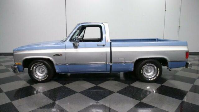 square body chevy truck restoration