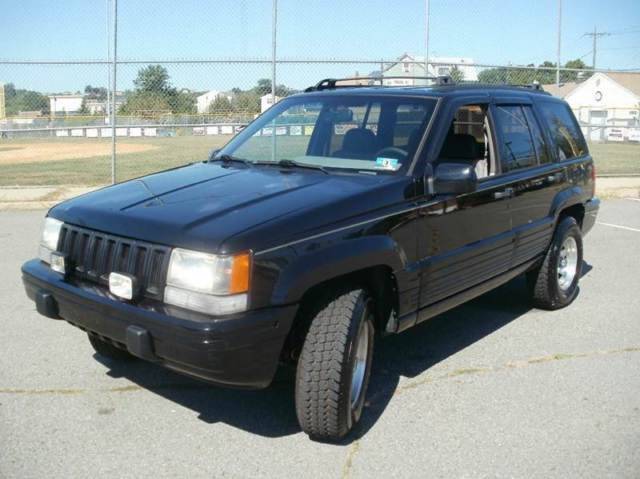 1994 Jeep Grand Cherokee Limited 4dr