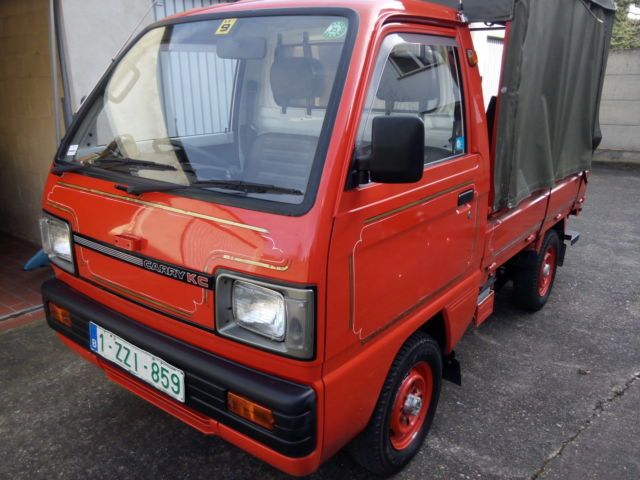 1980 Suzuki Other CARRY KC DELUX 4X4