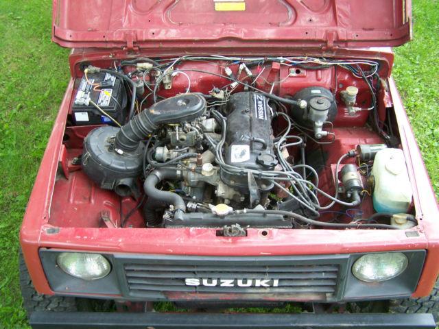 Nissan Iowa City >> Suzuki Samurai LWB Long Wheelbase with Nissan Z engine conversion 4x4 Jimny for sale: photos ...