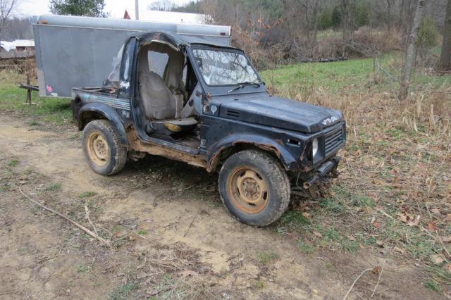 Used Suzuki Samurai Parts