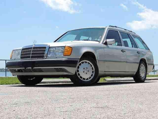 1991 Mercedes-Benz 300-Series 300TE