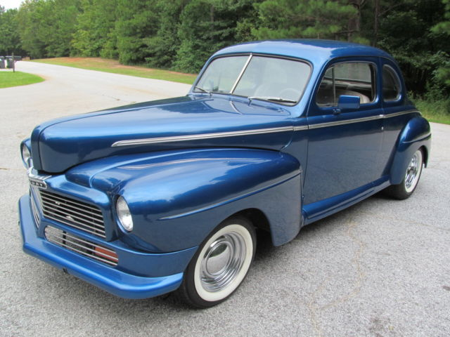 1947 Mercury Coupe Coupe