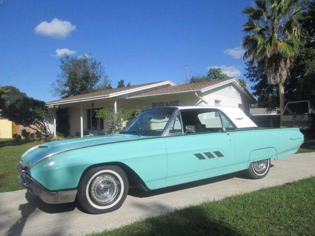 1963 Lincoln Town Car T-Bird