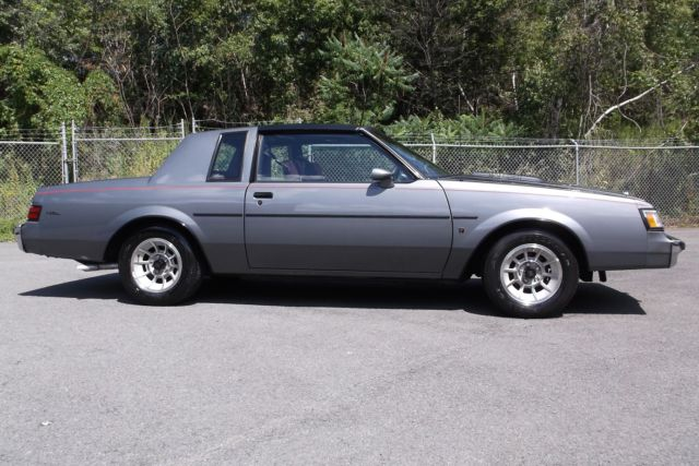 1987 Buick Regal T-Type Turbo
