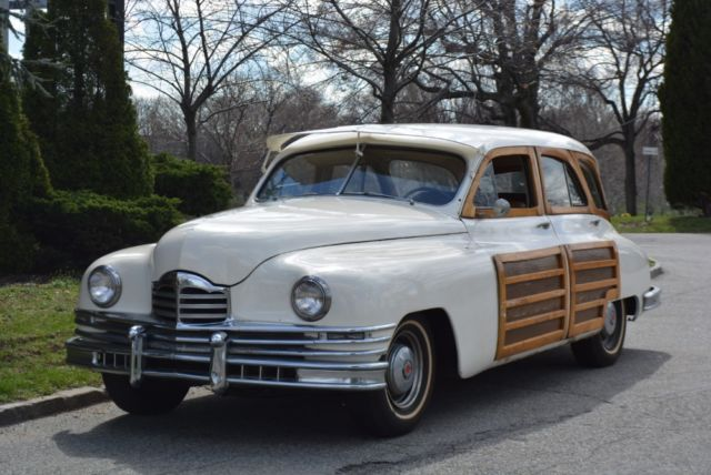 1948 Packard Tan